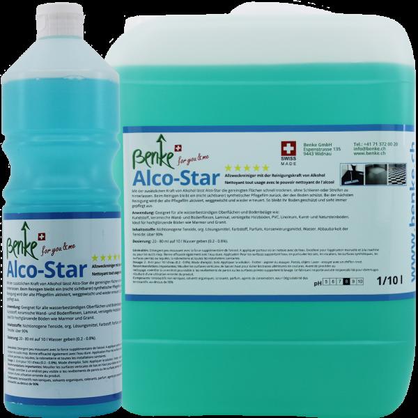 Allzweckreiniger Alco Star