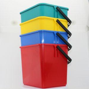 Kunststoffeimer 6 Liter