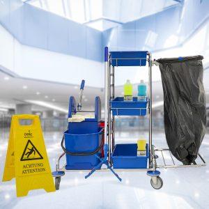 Reinigungsgeräte und Hilfsmittel